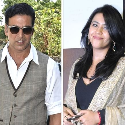 Akshay Kumar to reunite with Ekta Kapoor for an action comedy