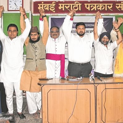 Mumbai: Religious leaders stand together assuring of their support in maintaining law and order across city