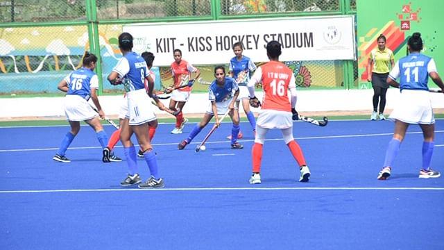 Khelo India University Games: KIIT Campus turns into Mini-India