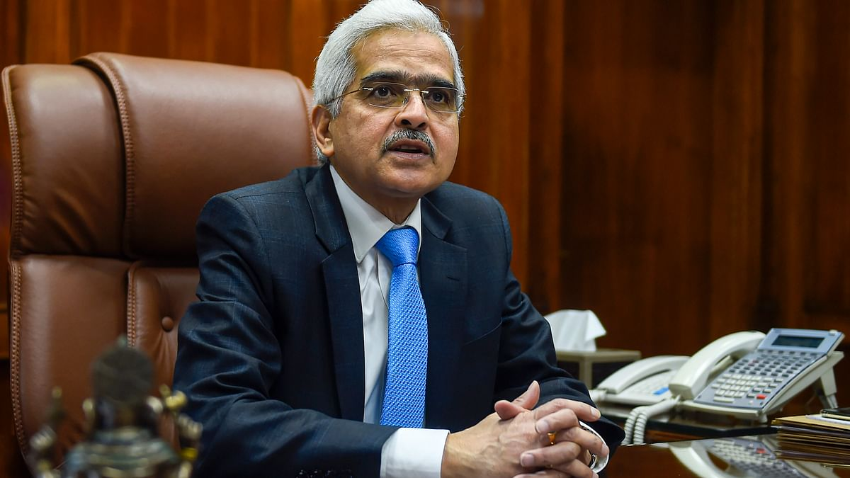Indian economy showing signs of returning to normalcy: RBI Governor Shaktikanta Das