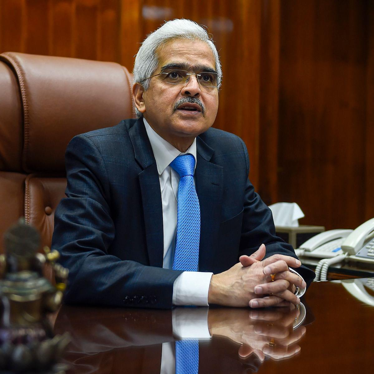 RBI reviewing monetary policy framework:Shaktikanta Das