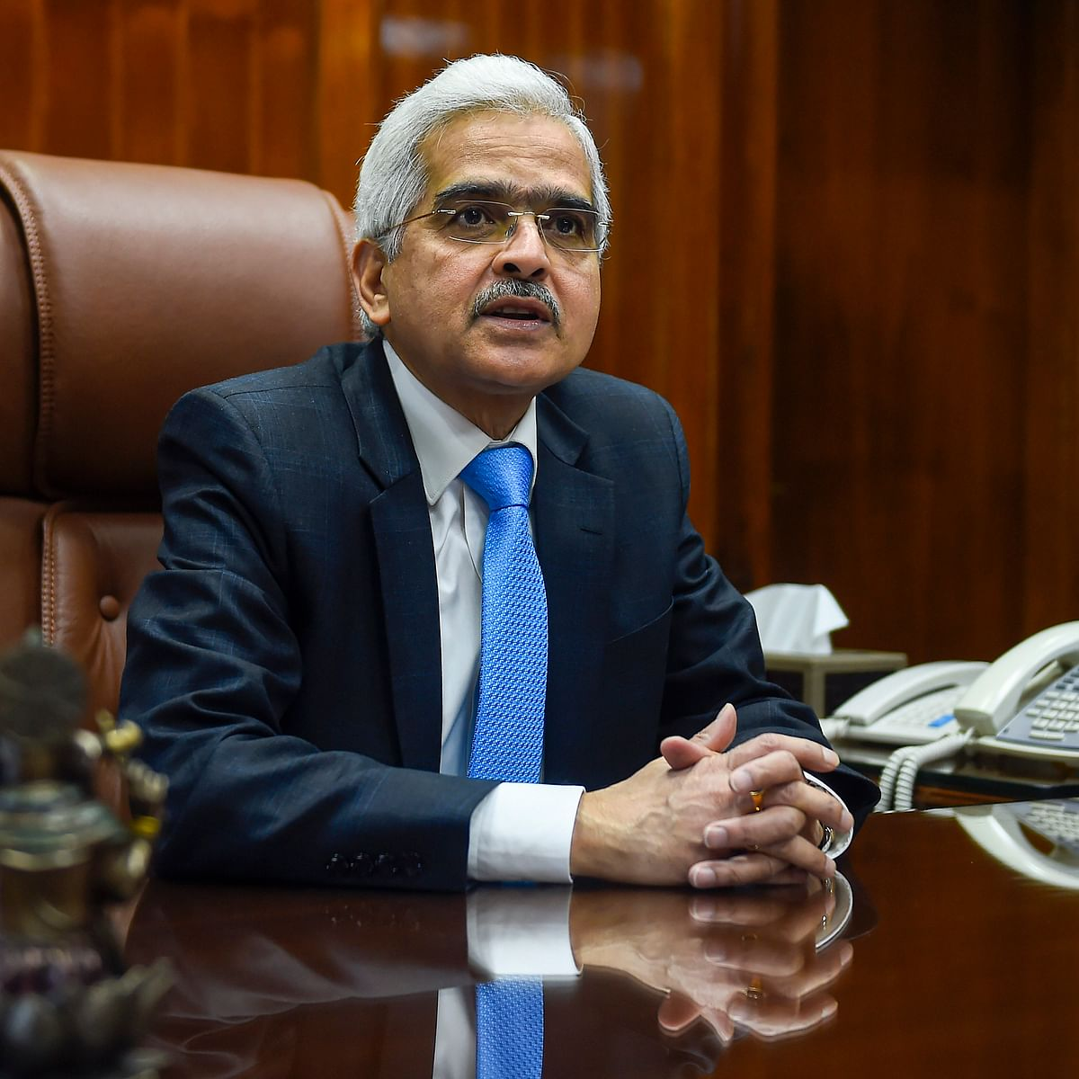 RBI Governor Shaktikanta Das tests positive for COVID-19, says 'will continue to work from isolation'