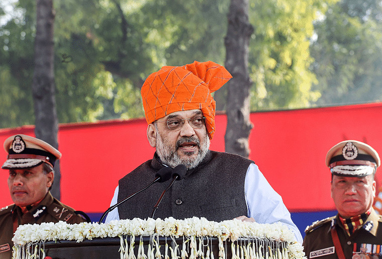 'Respect police, they are friends and not enemies': Amit Shah at 73rd Raising Day of Delhi Police