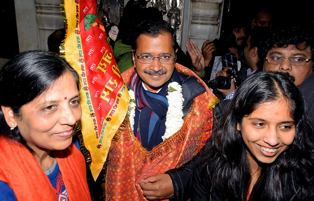 Delhi Elections 2020: EC issues show cause notice to Arvind Kejriwal a day before polls