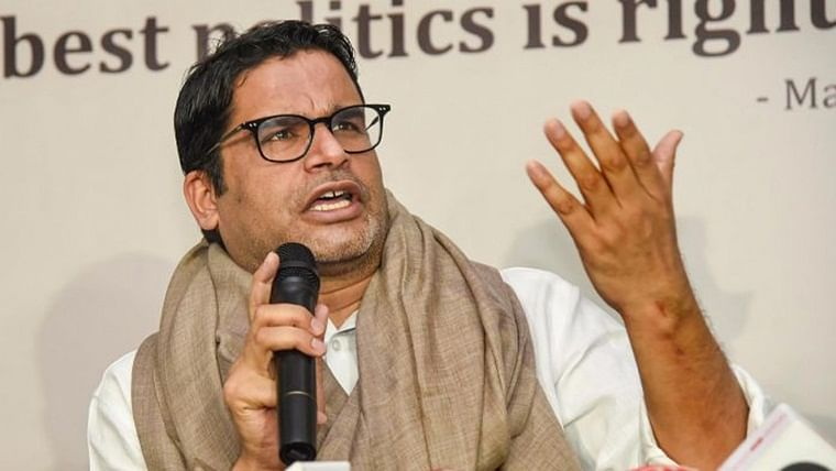Political strategist Prashant Kishor