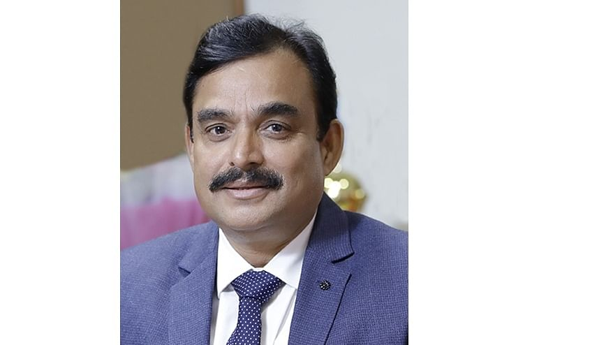 V. K. Singh appointed Director (Personnel), POWERGRID