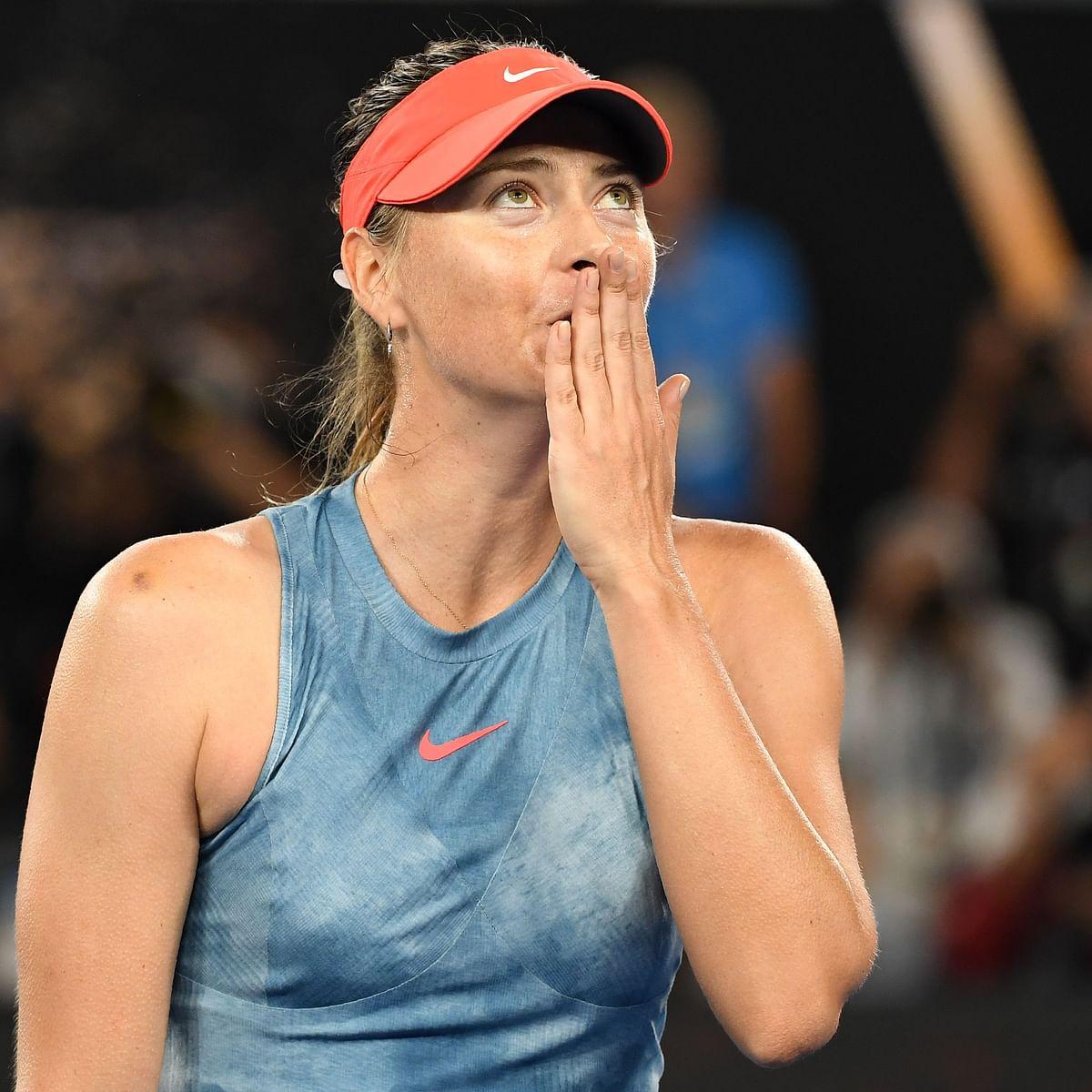 'Tennis, I'm saying goodbye': Five-time Grand Slam winner Maria Sharapova announces retirement