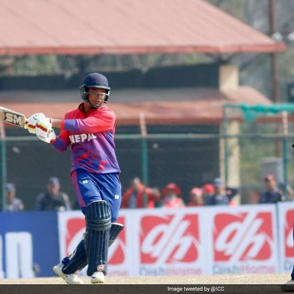 Nepal's Kushal Malla becomes youngest cricketer to score half-century in ODIs