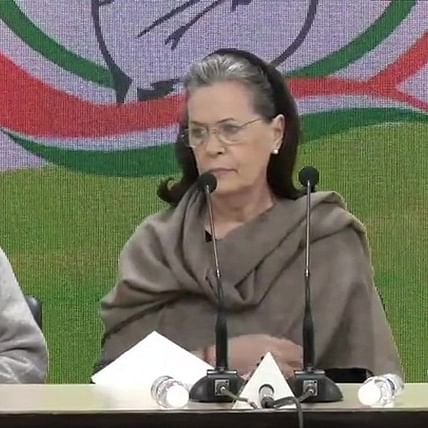 Delhi Violence Updates: Amit Shah directly responsible, must resign, says Sonia Gandhi