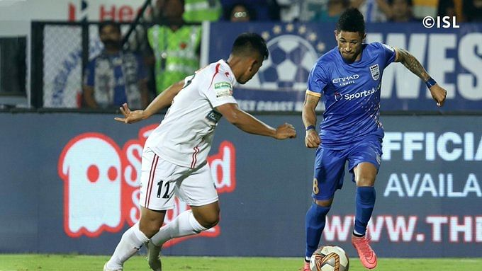 ISL: Mumbai City FC wins narrowly against Northeast United to keep their run alive
