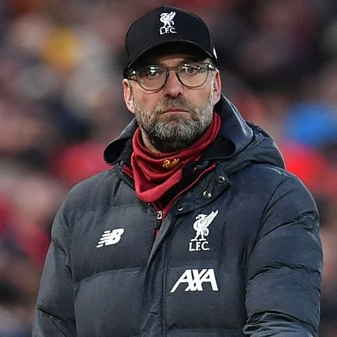 "Liverpool manager Jurgen Klopp felt a sense of ""shock"" after Man City's were hit with two-season ban from European football"