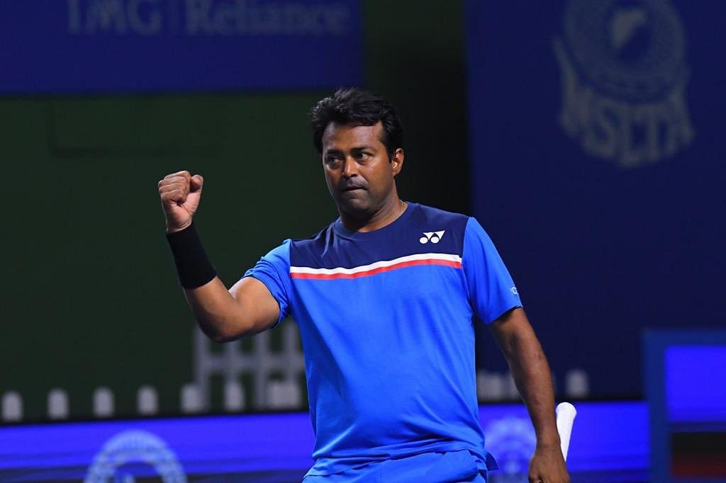 Leander Paes to play in Bengaluru Open ATP Challenger