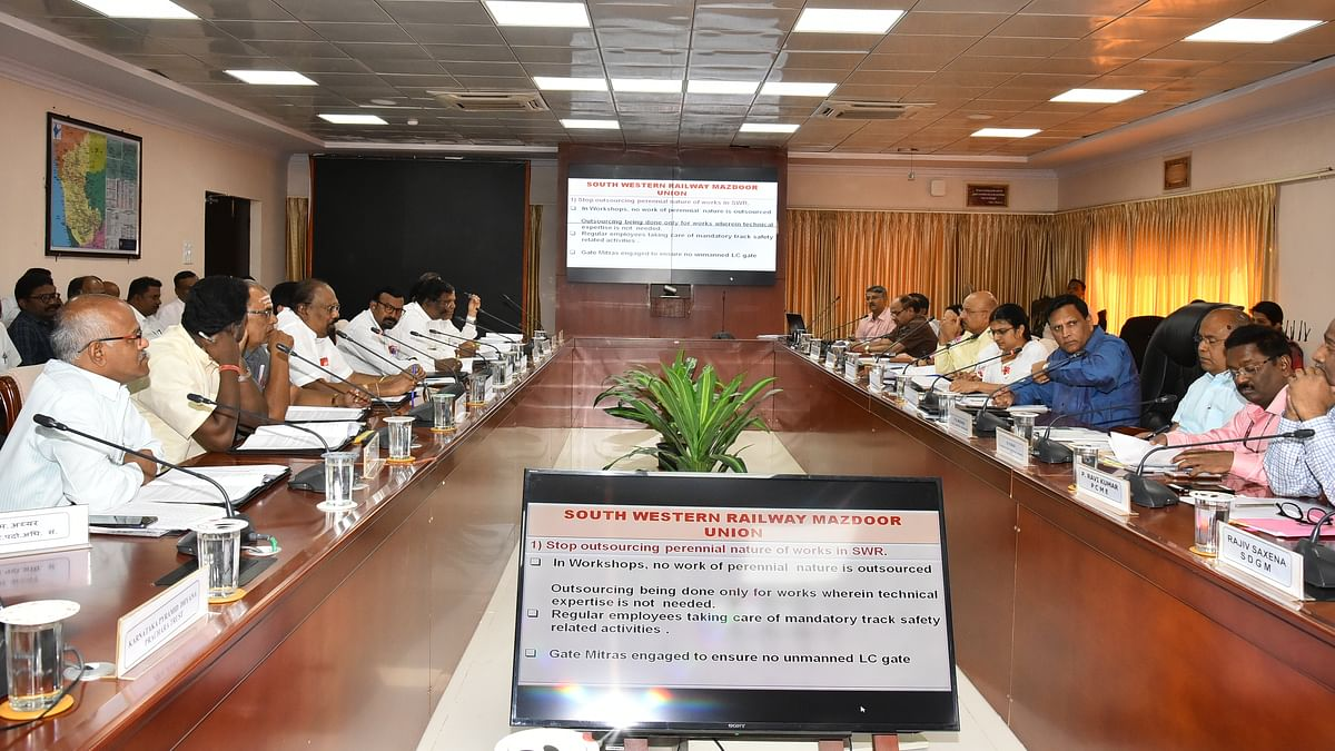 SWR holds The 12th Zonal level PREM meeting