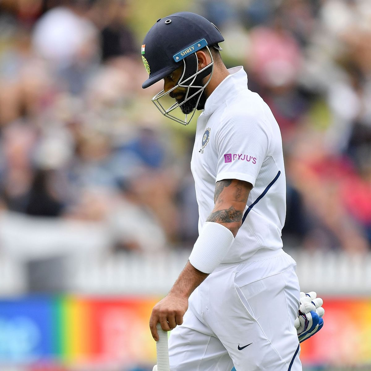 NZ vs IND 1st Test: Virat Kohli's woeful run of form continues