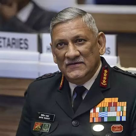 War with China can't be ruled out: CDS General Bipin Rawat