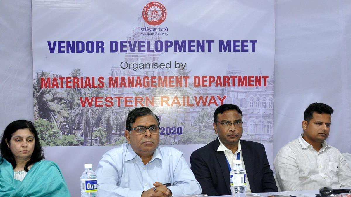 Western Railway organises Vendor Development meet on Feb 11