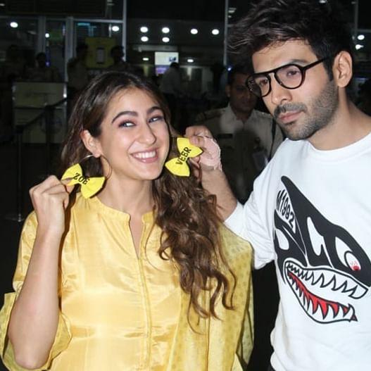 Kartik Aaryan and Sara Ali Khan's 'Love Aaj Kal' crosses over Rs 12 crore on Day 1 at BO