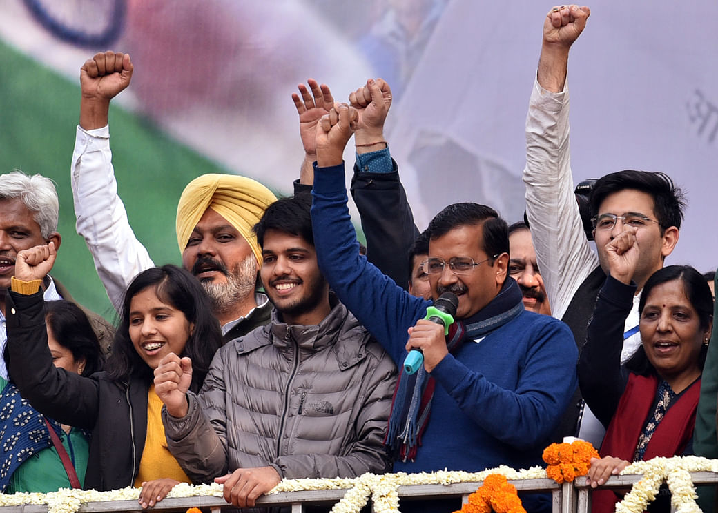 Delhi Election Results 2020 Complete List Of Winners