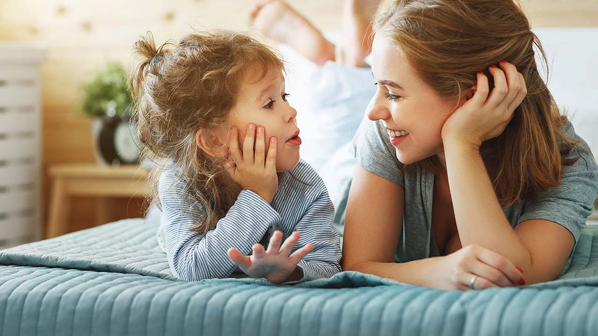 Toddlers can gauge your politeness