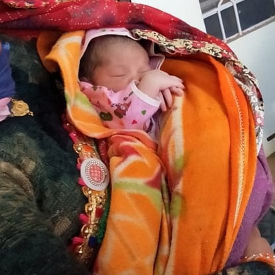 Family of martyr Rohitash Lamba has some happiness in store, brother's wife gives birth to baby boy