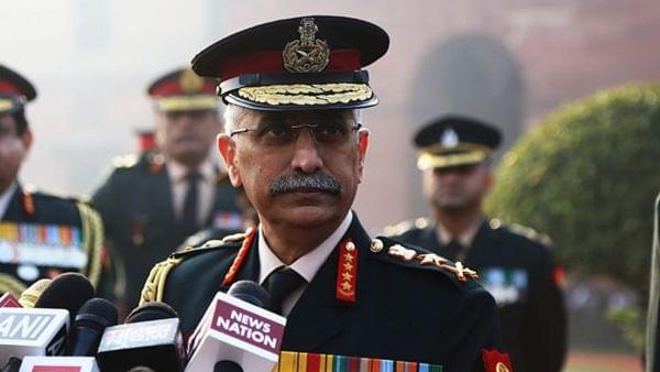 India-China standoff: Army Chief MM Naravane to visit Leh today