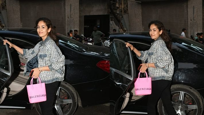 Mira Kapoor's Rs 1.13 lakh Balenciaga bag is the perfect gift for this Valentine's Day