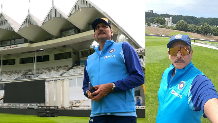 'What goes around comes around': Ravi Shastri hits nostalgia after visit to Basin Reserve ahead of Test series against NZ