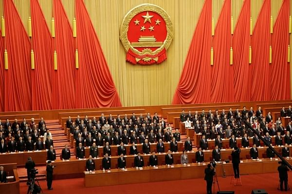 China is considering postponing its annual Parliament session next month