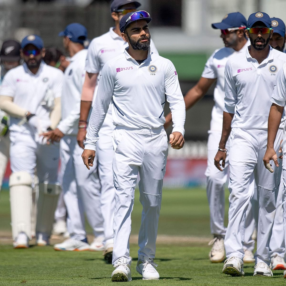 Not in denial but New Zealand isn't India's 'bogey' team: Kohli