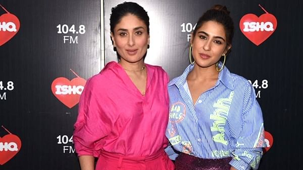 Kareena Kapoor's special birthday wish for Sara Ali Khan featuring moments with Saif