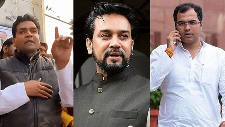 Delhi HC adjourns hearing on plea seeking FIRs against BJP leaders; gives Centre time till April 13 to file a counter affidavit