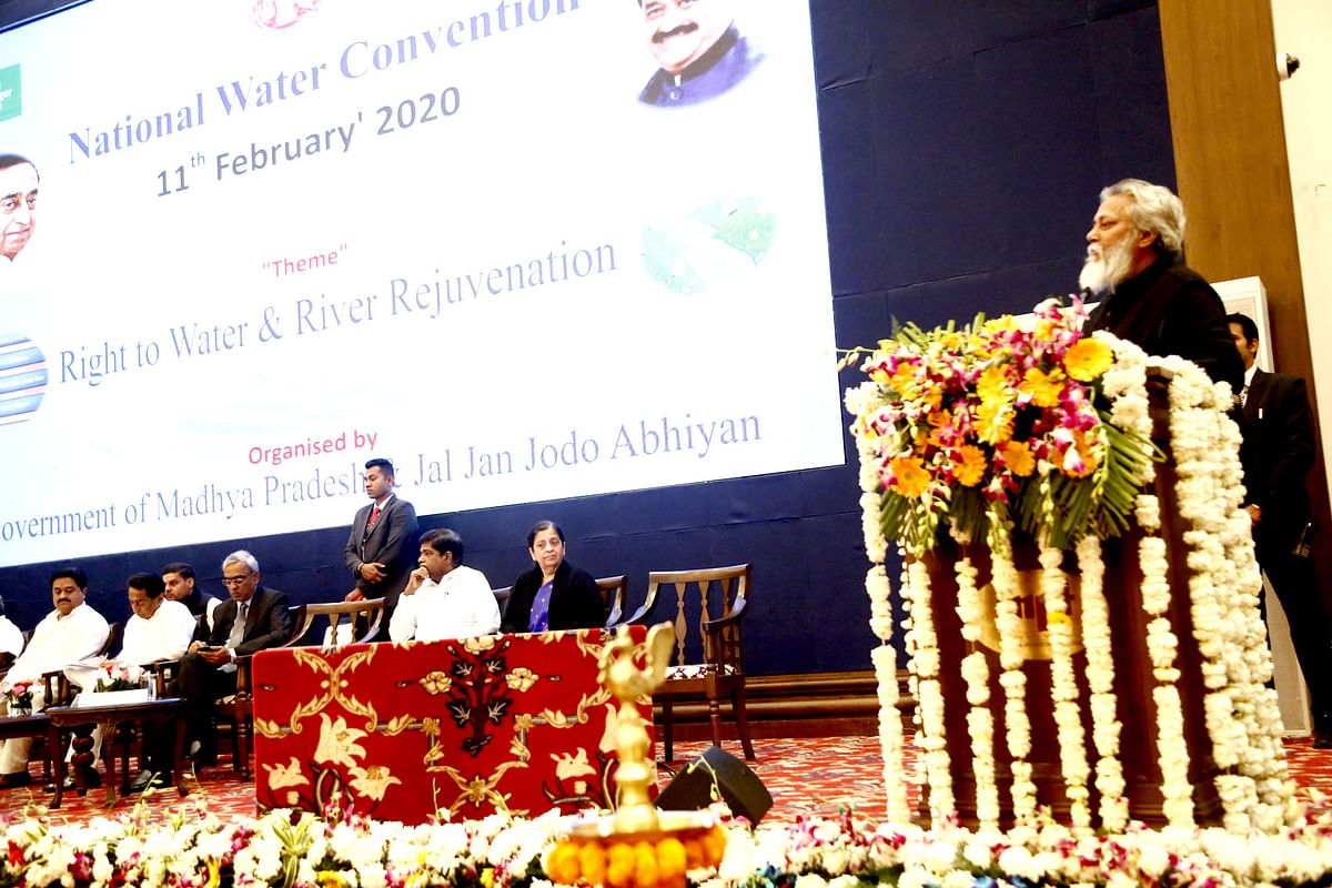 National Seminar on Right to Water Act held in Bhopal: Land use of water bodies not to be changed