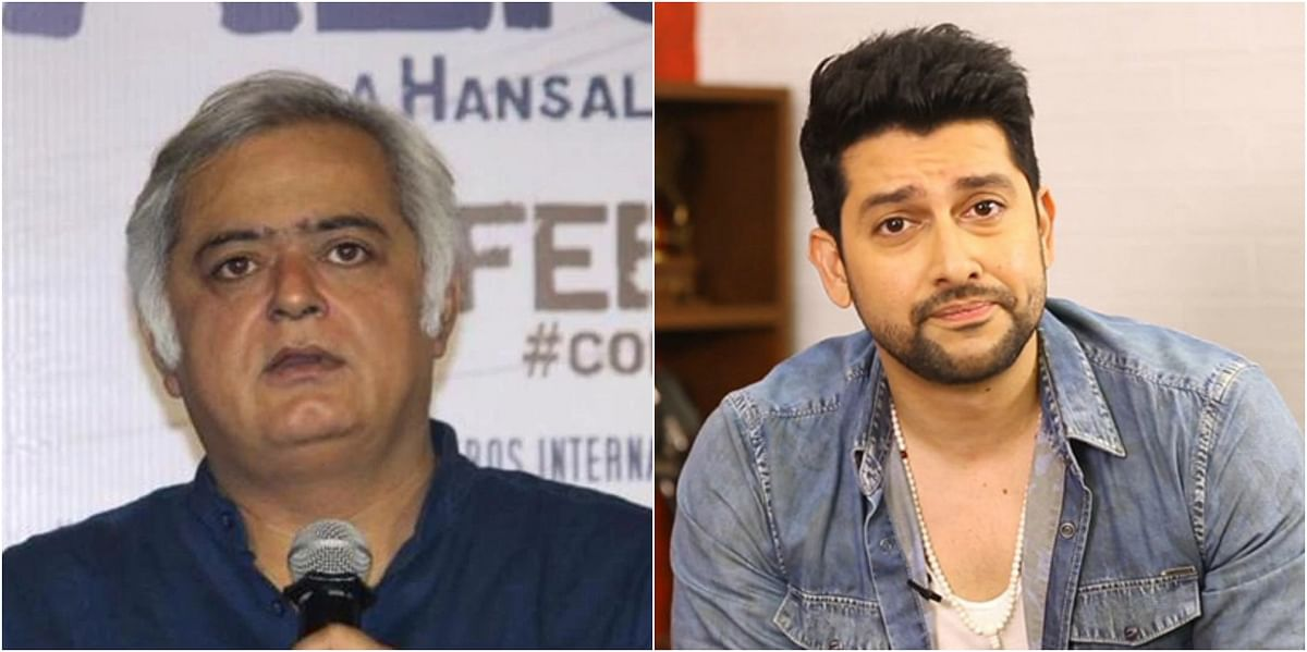 Hansal Mehta claims Aftab Shivdasani blocked him on Twitter, latter denies