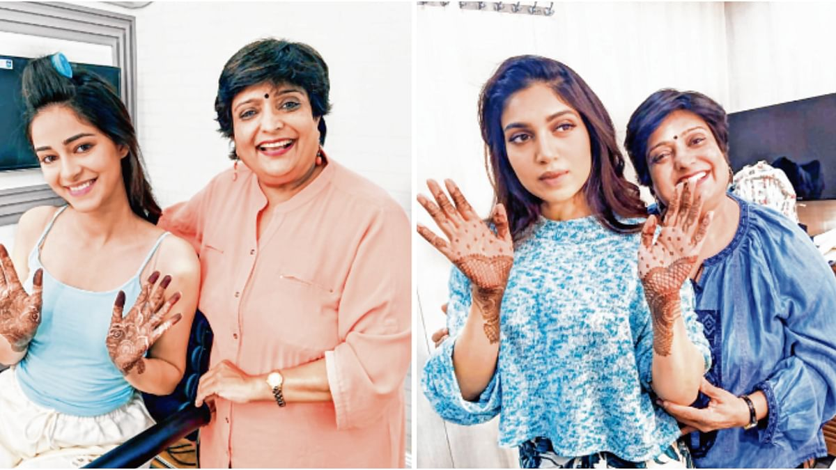 Mumbaiya Gujarati: What's Deepika and Sonam's mehendi artist Veena Nagda up to?