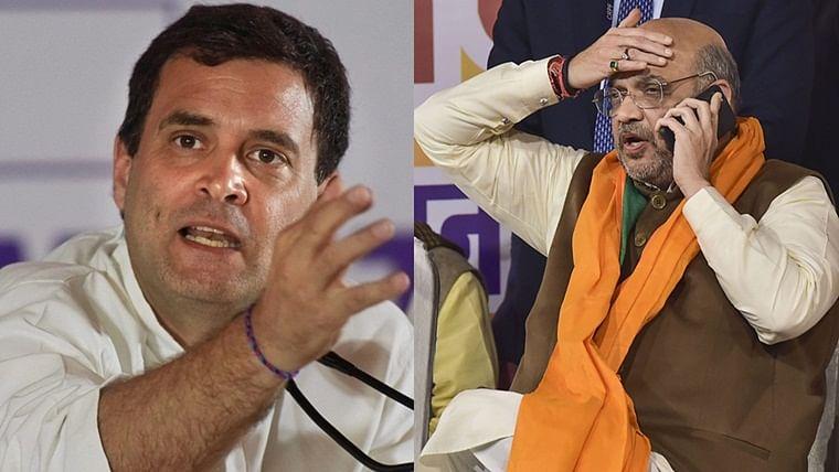 Amit Shah pulls a Rahul Gandhi, says 'million ton' instead of 'trillion'