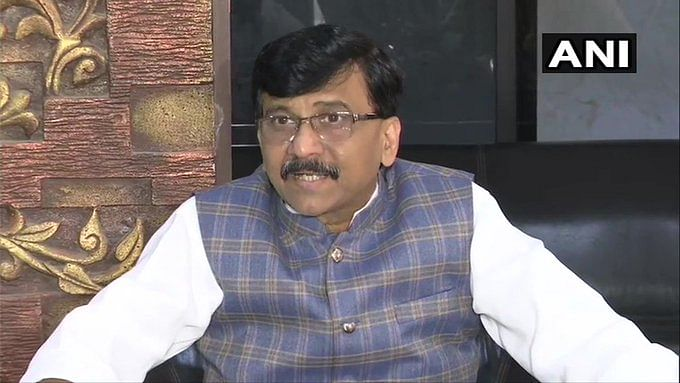 Chalo Ayodhya': Sanjay Raut calls upon 'Shiv Sainiks' to join CM Thackeray for upcoming visit