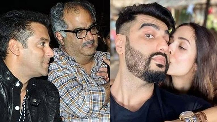 Is Arjun Kapoor's girlfriend Malaika Arora the reason behind Boney Kapoor and Salman Khan's 'strained' relation?
