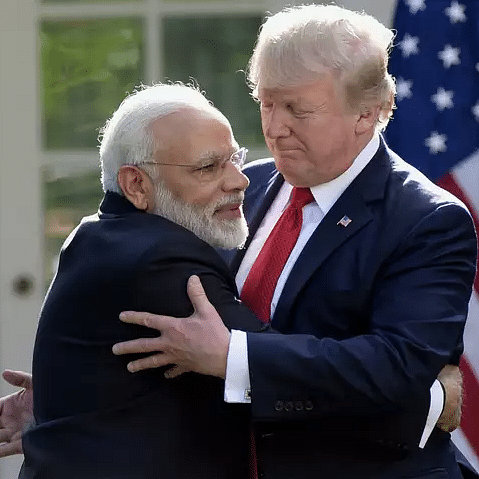 India looks forward to welcoming US President Donald Trump: PM Modi