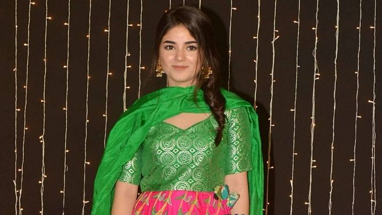 'Our voices have been silenced': Zaira Wasim reveals Kashmir's 'reality' hidden beneath a rosy picture