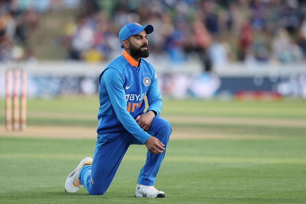 Latham's innings took away momentum from India, says Kohli