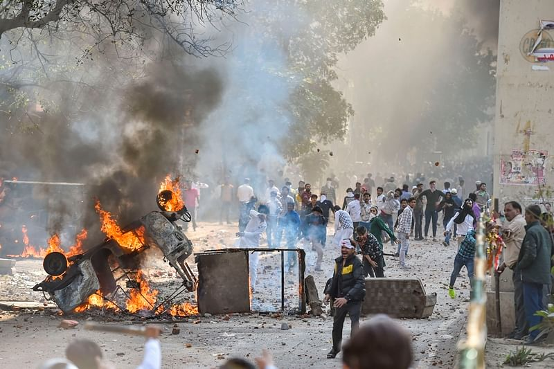 Delhi violence: One police personnel, six civilians killed during CAA protest in North-East Delhi