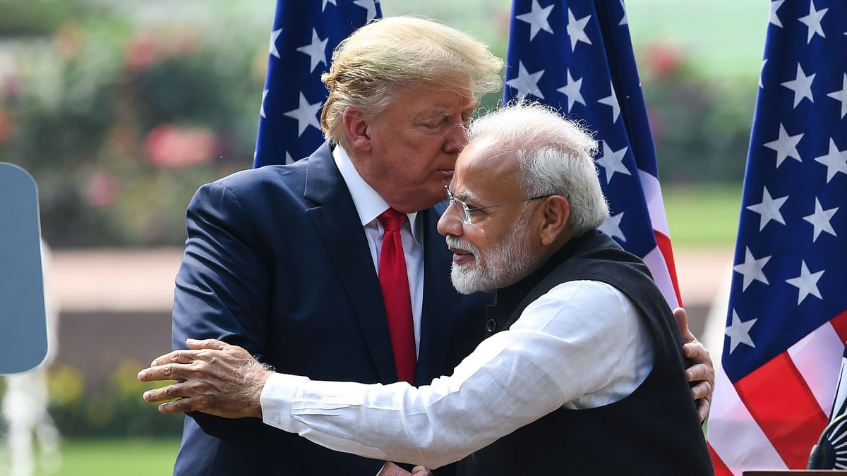 Trump thanks PM Modi for his wishes on US Independence Day; says 'America loves India!'