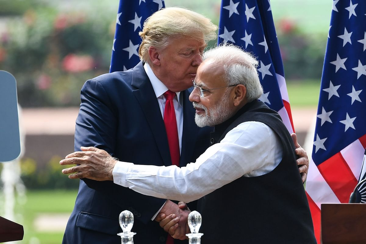 Thank us later, the most meme-worthy pics of Donald Trump and Narendra Modi