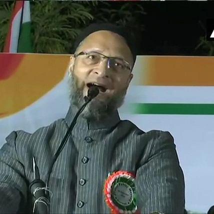 Goli khaenge par kagaz nahi dikhaenge: Asaduddin Owaisi during anti-CAA, NRC rally
