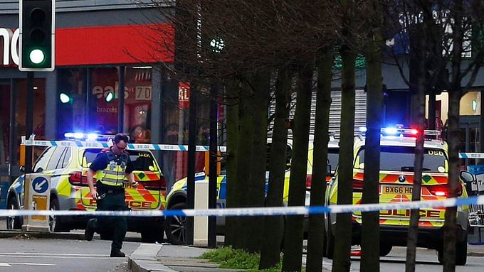 Man shot dead by UK police in London in 'terror-related' incident