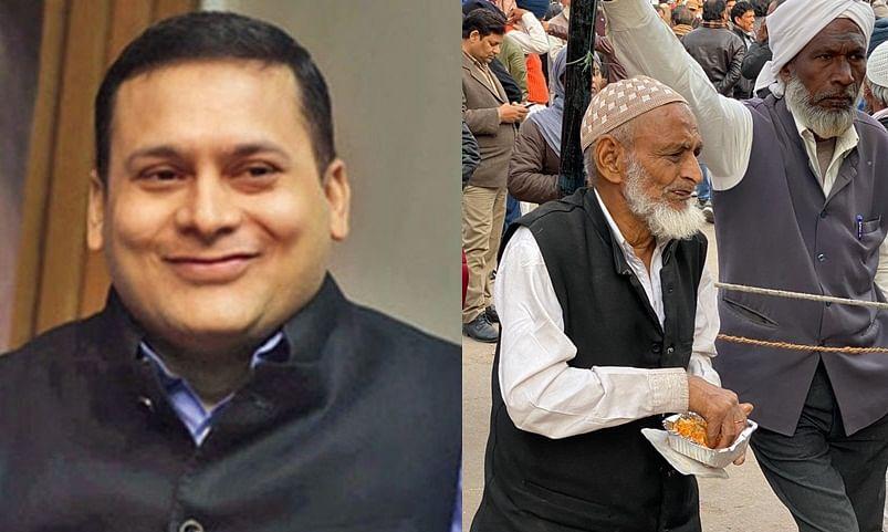 'Koi Padma Shri do isko': Twitter trolls Amit Malviya after he shares 'proof of biryani being distributed at Shaheen Bagh'