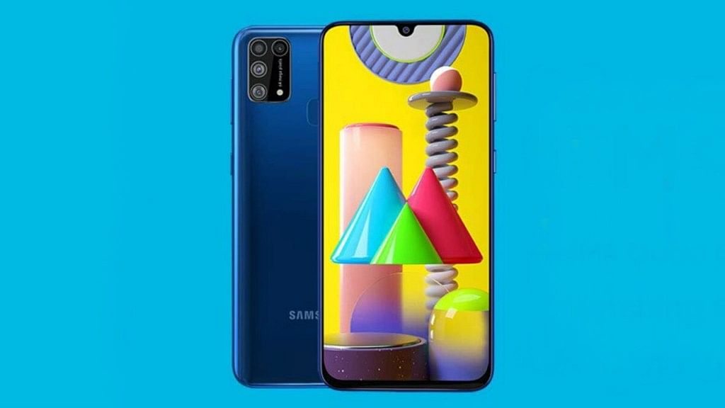 Samsung Galaxy M31s back on Amazon from Aug 27