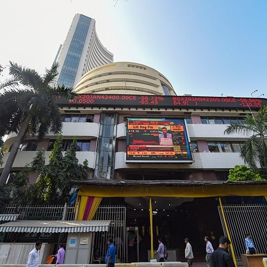Sensex, Nifty open lower in line with other Asian bourses