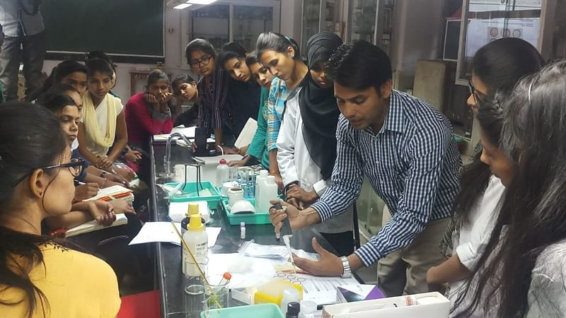 Ujjain: National expo on recent trends in Molecular Biology concludes