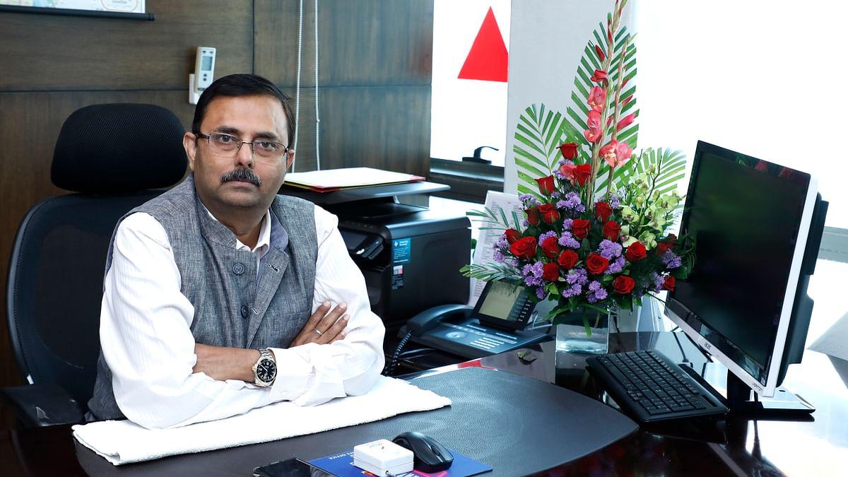 Amitabh Akhauri takes charge as Executive Director & State Head, Maharashtra & Goa State Office, IndianOil